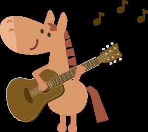 午とギター